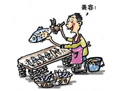 """青岛:专司银鱼""""美容""""生意,终于栽了"""
