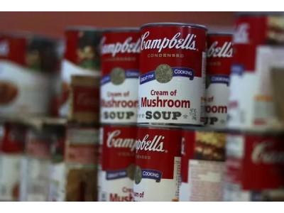 转战天然有机食品 金汤宝7亿美元收购Pacific Foods