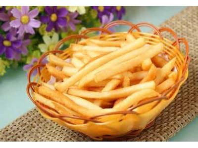 国家食药监总局发布炸薯条的消费提示