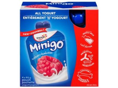 加拿大召回疑含塑料的酸奶