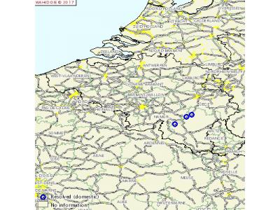 比利时发生锦鲤疱疹病毒疫情