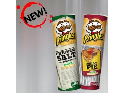 尝尝?品客结合澳洲美食推新口味薯片