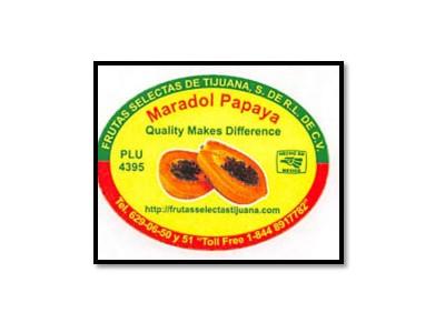 美国召回受沙门氏菌污染的墨西哥木瓜