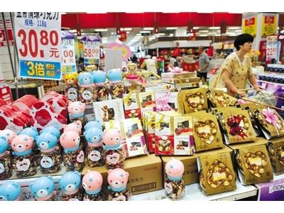 并购浪潮能否拯救中国巧克力?