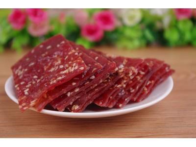 猪肉脯被食药监总局检出沙门氏菌,江苏靖江生产企业被处罚没59072元