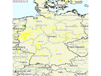 德国发生H5N8高致病性禽流感疫情