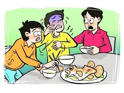 扬州:两人小饭馆吃河豚一人中毒 万幸!及时洗胃已康复