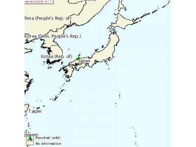 日本发生H5N6高致病性禽流感疫情