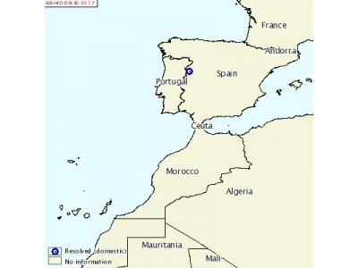 OIE:西班牙发生疯牛病疫情