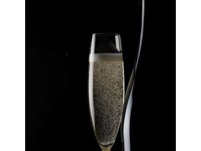 """可以通过""""气泡声""""来判断香槟的质量吗 ?"""