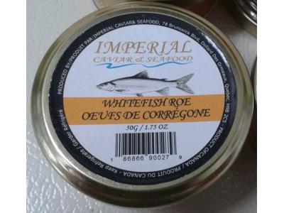 加拿大召回3款鲑鱼籽产品