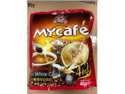 新加坡召回马来西亚槟城榴莲白咖啡