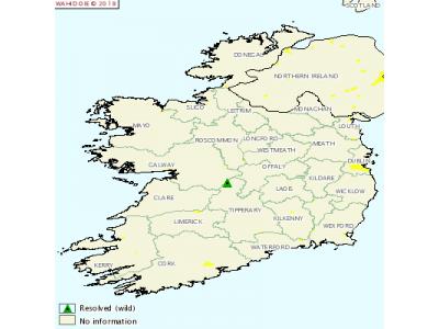 爱尔兰发生高致病性禽流感疫情