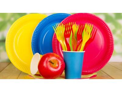 英国外交部将不再使用塑料餐具