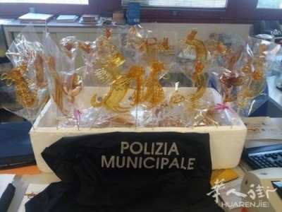 """中国""""糖人""""在意大利成""""非法"""" 因未标注成分厂商"""