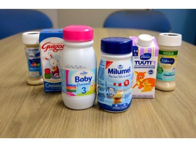 日本拟允许婴儿液体奶上市 有望减轻育儿负担