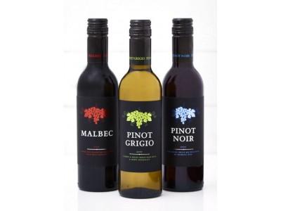 英国ALDI超市推出375mL瓶装葡萄酒