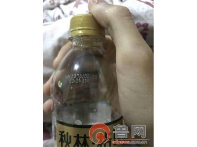 """山东胶州市民在大润发买到""""过期四年""""饮料 商场称印刷错误导致"""