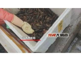 """长沙这家海鲜店用""""作弊秤""""遭曝光,短斤少两严重"""