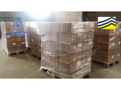 西班牙警方在Girona查获8吨假奶粉 其中大批量运往中国