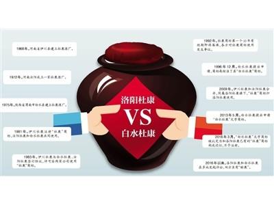 """商标争夺战再起:河南""""杜康""""业绩连亏 陕西""""杜康""""上市遇阻"""