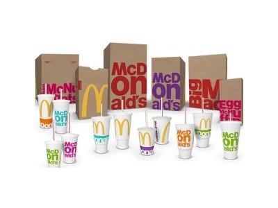"""麦当劳等公司响应欧盟""""减塑令"""",在比利时和英国试用纸吸管"""