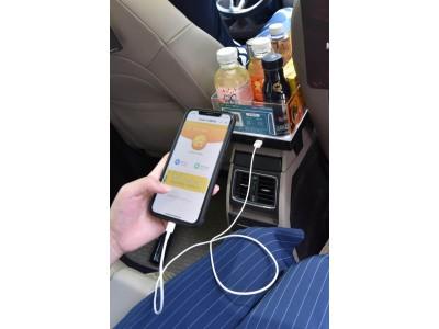 上海出租车里卖零食被叫停了,为何网约专车里出现类似的新生意?
