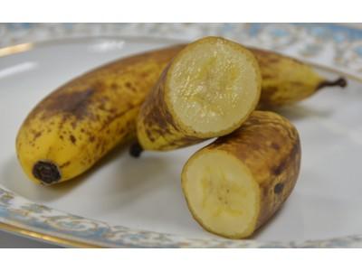 日本培育出带皮吃的香蕉 一根800多日元