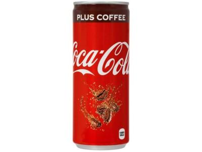 """可口可乐日本公司本月将推出""""咖啡可乐"""""""