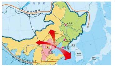 东北亚经济圈迎来黄金机遇期,北