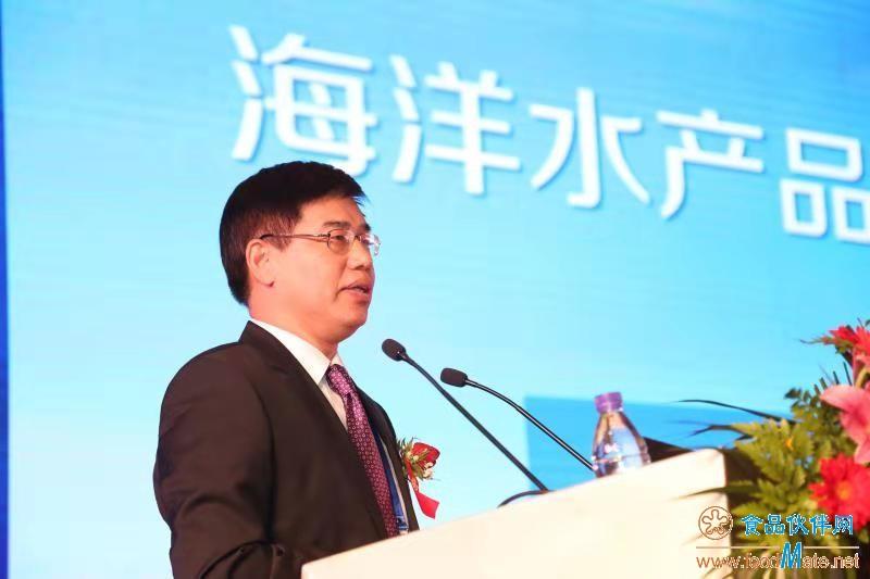 中国海洋大学食品科学与工程学院院长薛长湖教授