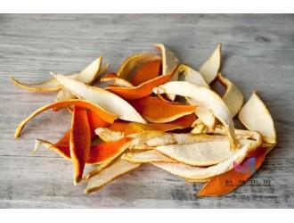 鲜橘皮泡水喝能止咳?你喝下去的可能是农药