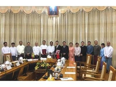 缅中两国正式签订谅解备忘录,边境贸易重新迎来春天!
