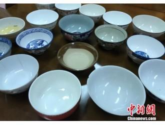 """如何选择""""饭碗""""?重庆消委会发布10款陶瓷餐具测评"""