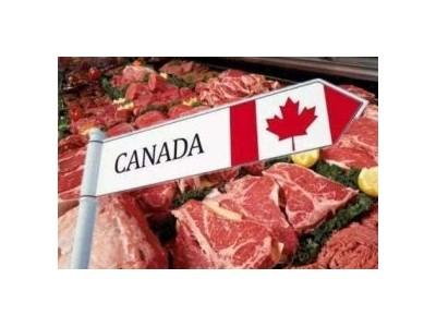 加拿大政府对出口中国肉类伪造卫生文件进行调查