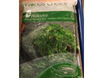 挪威诺如病毒感染爆发  我国出口冷冻海藻沙拉疑为元凶