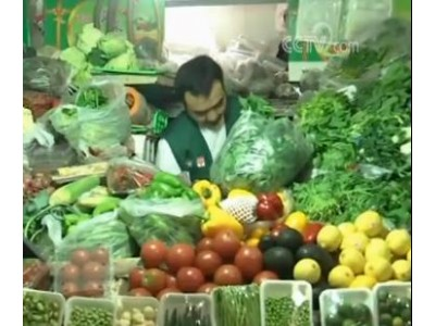 节日期间蔬菜猪肉供应如何?价格是否平稳?一起去市场看看……