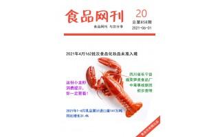 食品伙伴网食品网刊2021年第858期(2021.6.1)