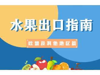 【动植物检疫】水果出口指南(欧盟及其他地区篇)