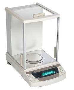 FA1104型电子天平标准操作规程