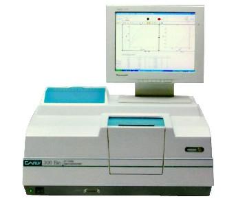 Cary 50型紫外可见分光光度计操作规程