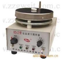 85-2型磁力加热搅拌器操作规程