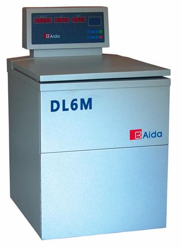 DL6M低速大容量冷冻离心机使用说明书