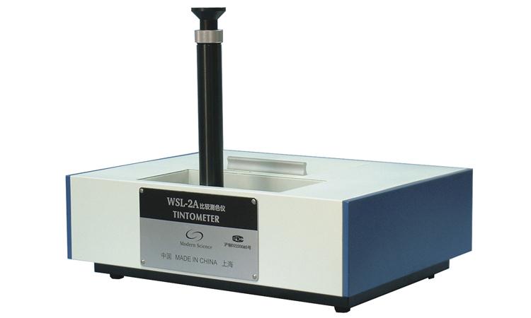 WSL-2A比较测色仪使用说明书