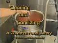 食品安全——清洁与消毒 (848播放)