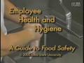 食品安全——员工健康 (710播放)