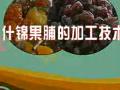 什锦果脯加工技术 (164播放)