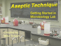 微生物无菌接种 (284播放)