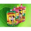 果汁自立袋200ml
