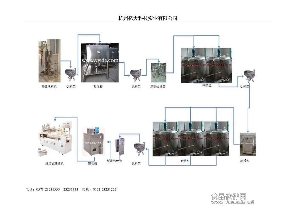 供应雪糕冰淇淋生产线(图)
